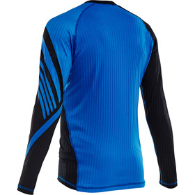 """Salming M's Baselayer LS Tee Blue"""